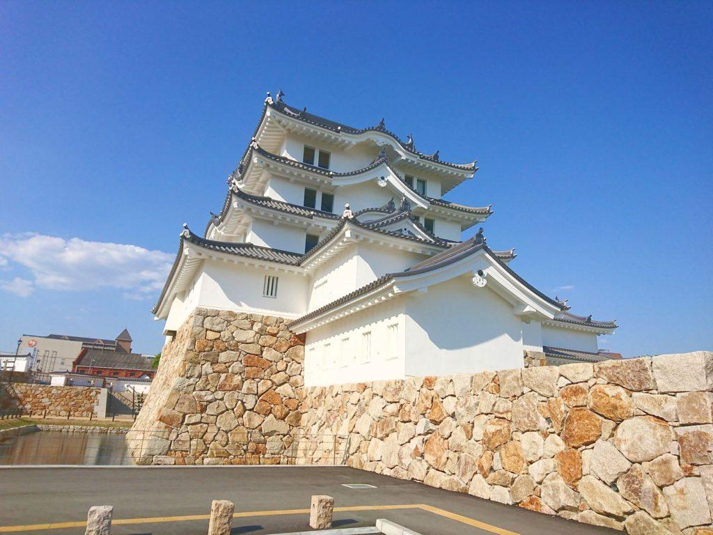 平成最後の築城「尼崎城」へ親子でお出かけの巻! - 子連れでGO